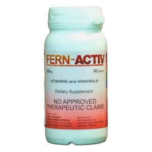 Buy Fern-Active: Vitamins and Minerals